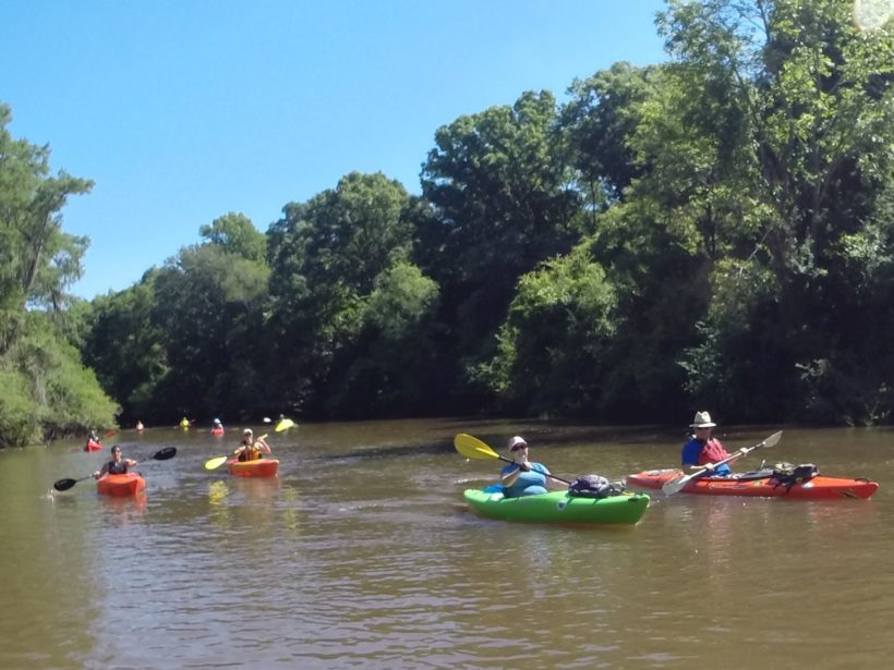 OGEECHEE RIVERKEEPER INVITES THE WHOLE FAMILY TO TAKE PART IN THEIR MAY 28TH PADDLE TRIP