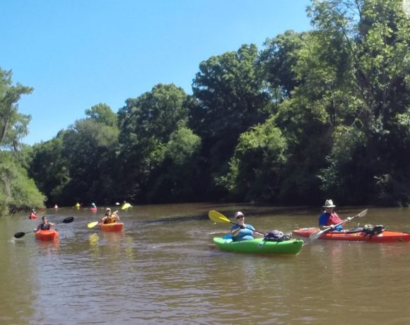 JOIN THE FUN AND REGISTER FOR OGEECHEE RIVERKEEPER JUNE PADDLE TRIP