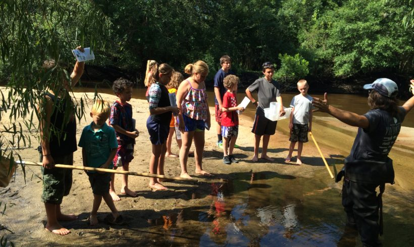 SCHOOLS INVITED TO APPLY FOR LATEST OGEECHEE RIVERKEEPER EDUCATIONAL-OUTREACH PROGRAM