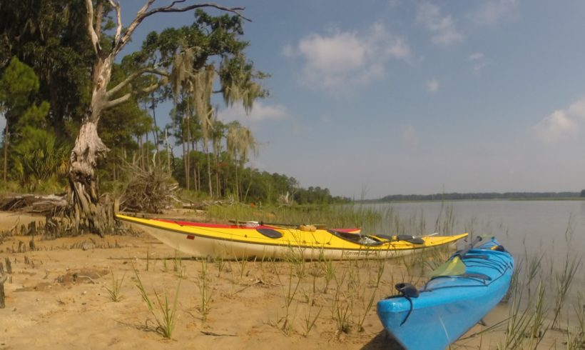 JOIN THE FUN AND REGISTER FOR OGEECHEE RIVERKEEPER'S JULY PADDLE TRIP | SIGN-UP NOW FOR THE JULY 23RD TRIP