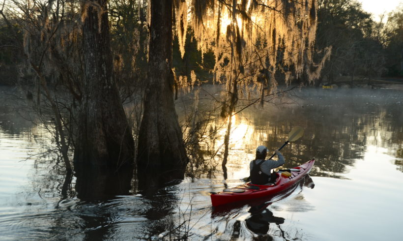 REGISTRATION OPEN FOR OGEECHEE RIVERKEEPER SEPT. 24 PADDLE TRIP TO COLEMAN LAKE