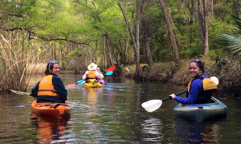 REGISTRATION OPEN FOR OGEECHEE RIVERKEEPER OCTOBER PADDLE TRIP
