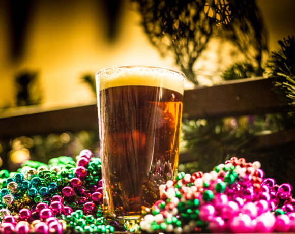 Richmond Hill Reflections | Moon River Brewing Company & ORK Partner for Mardi Gras Party