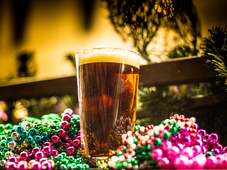 MOON RIVER BREWING COMPANY & OGEECHEE RIVERKEEPER PARTNER FOR MARDI GRAS PARTY