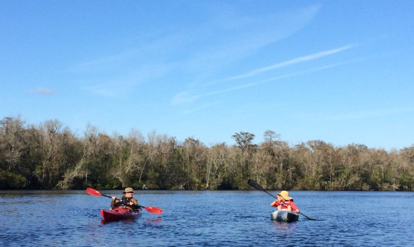 OGEECHEE RIVERKEEPER ANNOUNCES  MORGAN'S BRIDGE JUNE PADDLE TRIP