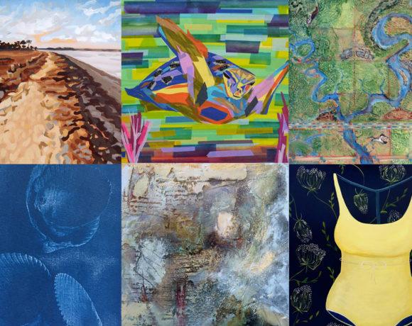 'AQUA VISTA: LIFE ON THE WATER' ART SHOW  TO BENEFIT OGEECHEE RIVERKEEPER