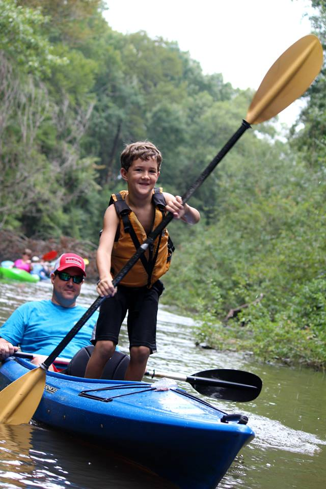 OGEECHEE RIVERKEEPER ANNOUNCES AUGUST PADDLE TRIP ROUTE AND DETAILS